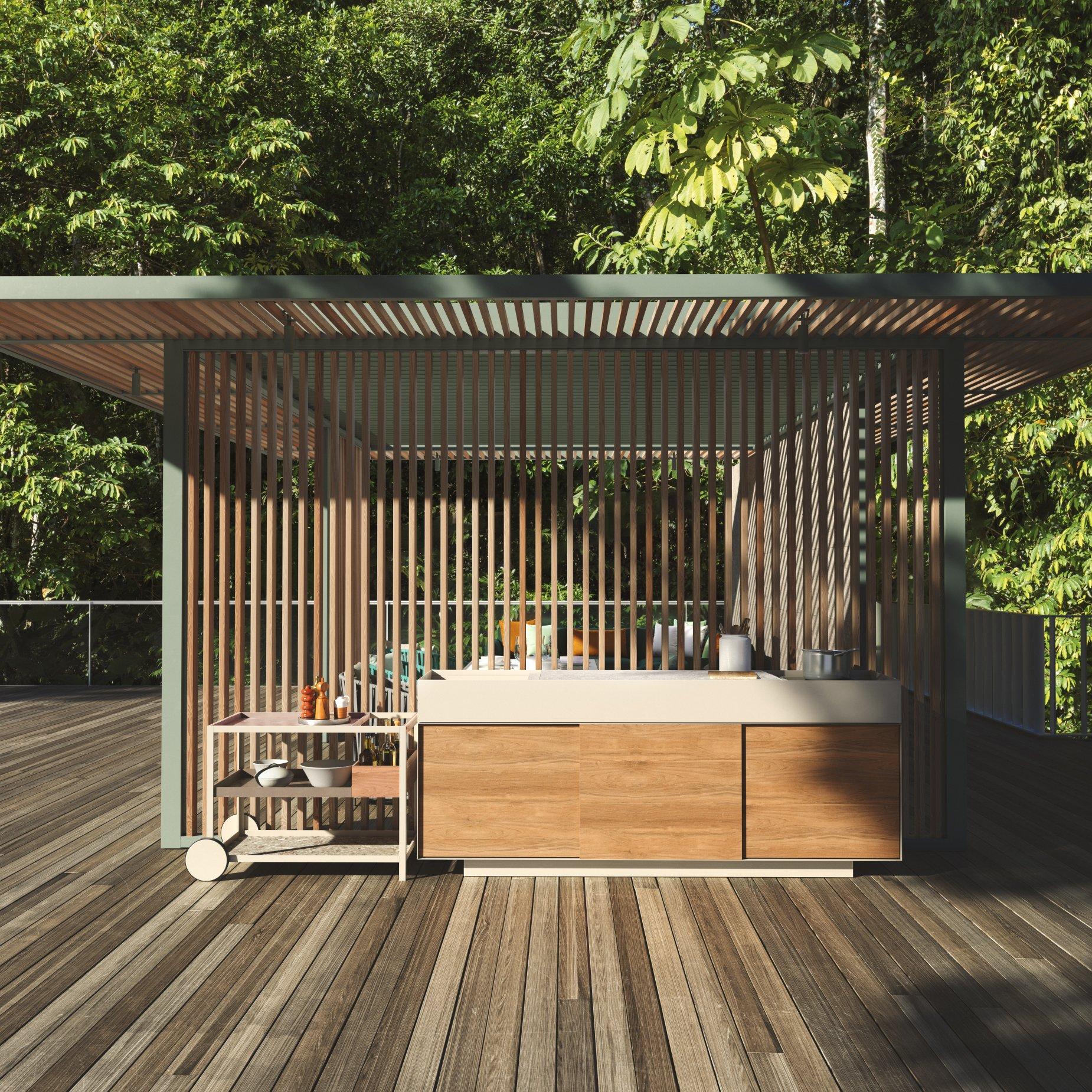 Cocinas De Exterior PH1 Pavilion