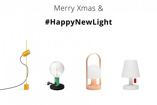 Sorteo #HappyNewLight en Instagram MINIM
