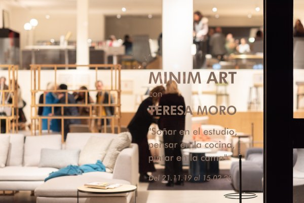 MINIM Art Madrid Teresa Moro