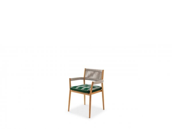 Dine Out Sedia - silla de exterior - Cassina - MINIM