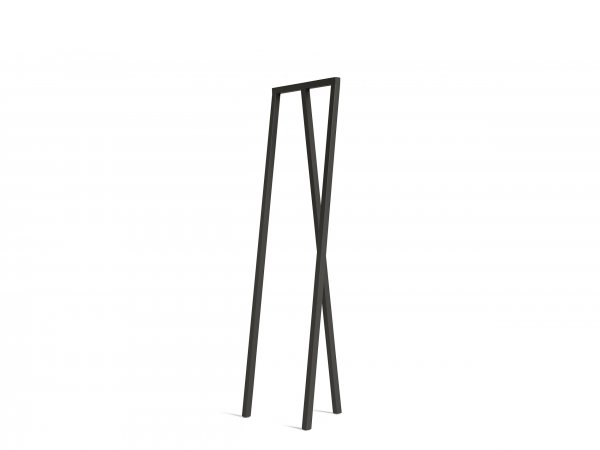 HAY_Loop Stand Hall_H150_Black_negro - MINIM Showroom - Barcelona - Madrid