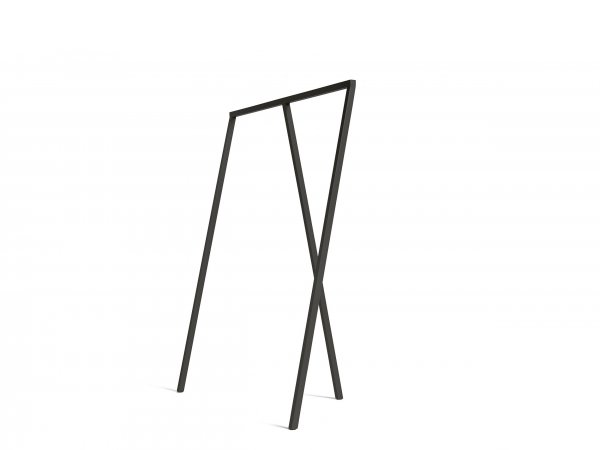 HAY_Loop Stand Wardrobe_Perchero_Black_Negro_MINIM Showroom-Barcelona-Madrid