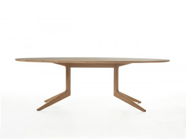 De La Espada, Light Oval Table