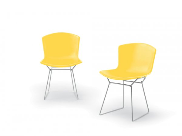 Knoll, Bertoia Side Chair Full Cover