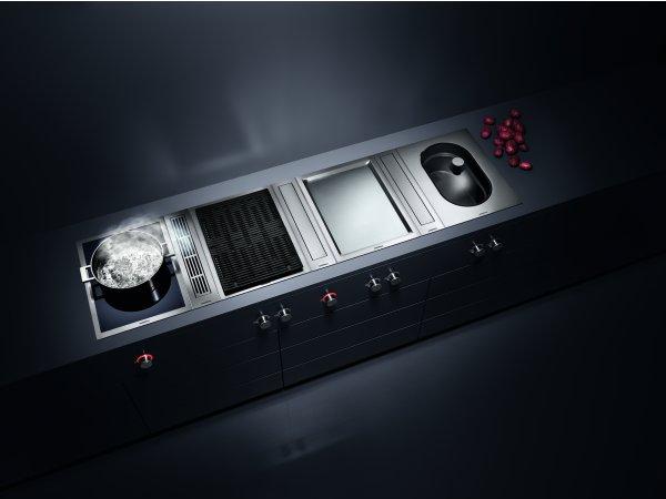 electrodom sticos para la cocina de dise o contempor neo. Black Bedroom Furniture Sets. Home Design Ideas