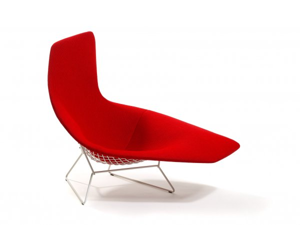 Knoll, Bertoia Asymmetric Chair
