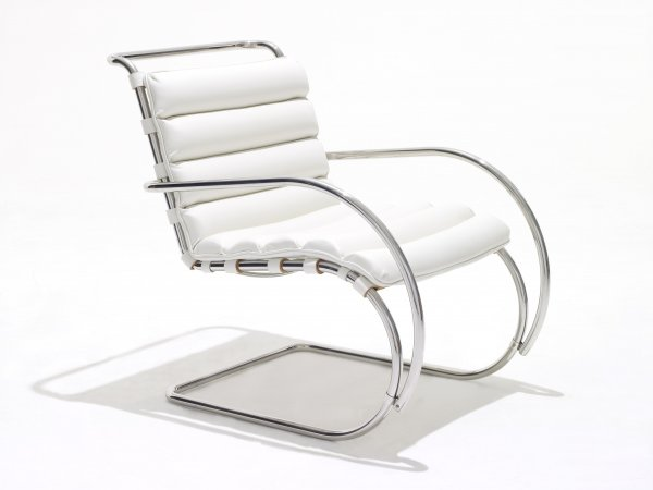 Knoll, MR Lounge Chair