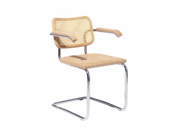 Knoll, Cesca Chair with arms