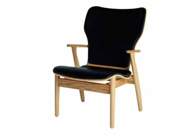 Artek, Domus Lounge Chair Upholstered