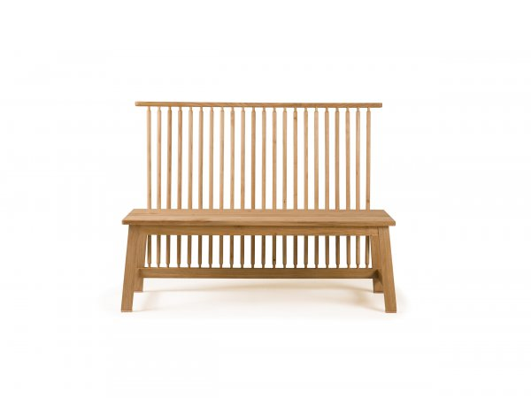 De La Espada, 450 Two Seater Bench with back