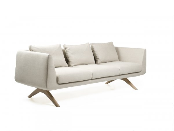 De La Espada, Hepburn 3-seater Fixed sofa