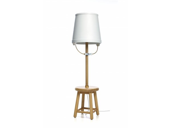 Moooi, Bucket Floor Lamp