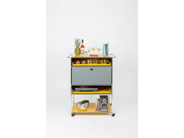 USM, USM Haller serving cart