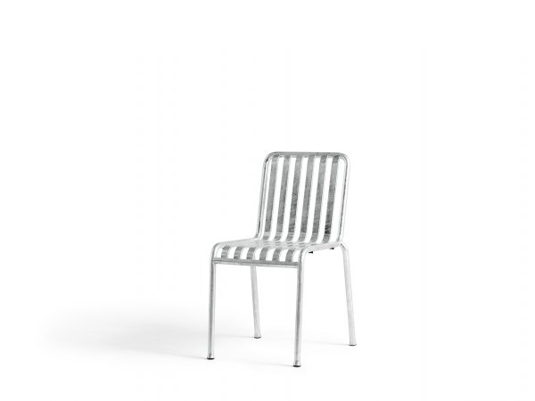Silla Palissade - Chair Hot Galvanised - HAY - Barcelona - Madrid - MINIM Showroom