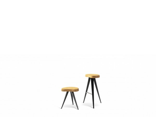 Taburete Alto 531 Mexique Stool Cassina en Minim