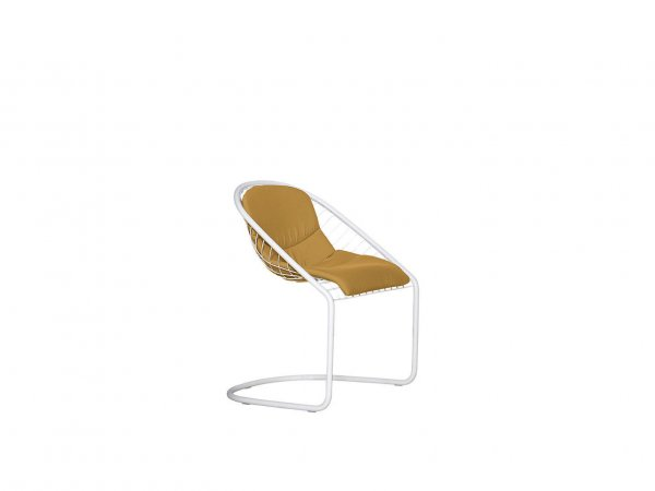 Minotti, Cortina Chair Outdoor