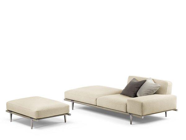 Pouf poltrone et sofa poltrona frau cubo poufs magnifique